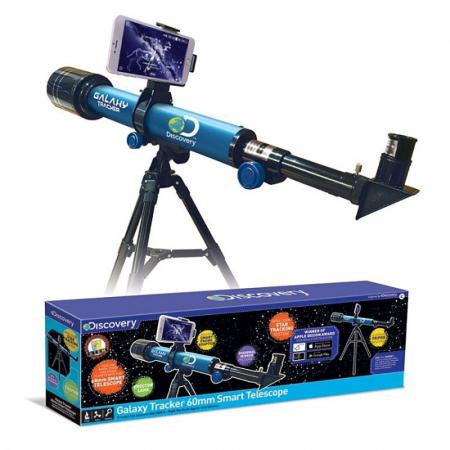 Discovery Smart Telescop Galaxy Tracker 60mm [4]