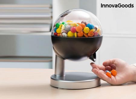 Dispenser cu senzor pentru nuci, snacks si bomboane0