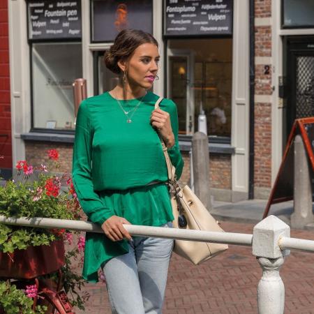 Dispozitiv alarma si localizare pentru poseta, Elle Protective Bag Charm1