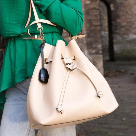 Dispozitiv alarma si localizare pentru poseta, Elle Protective Bag Charm0