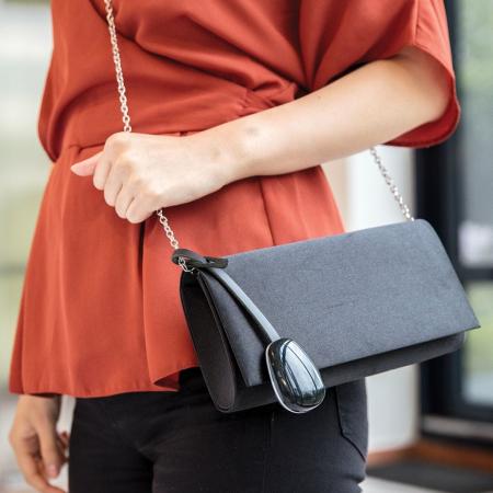 Dispozitiv alarma si localizare pentru poseta, Elle Protective Bag Charm2