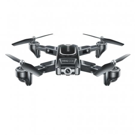 Drona Smart Visuo cu gps, Follow-Me, camera 4K cu transmisie live pe smartphone1