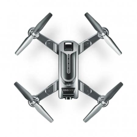Drona Smart Visuo cu gps, Follow-Me, camera 4K cu transmisie live pe smartphone3
