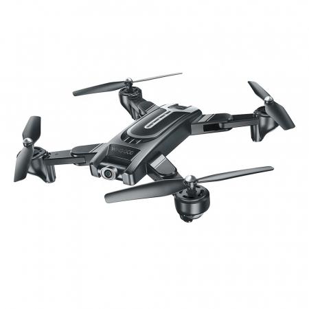 Drona Smart Visuo cu gps, Follow-Me, camera 4K cu transmisie live pe smartphone2