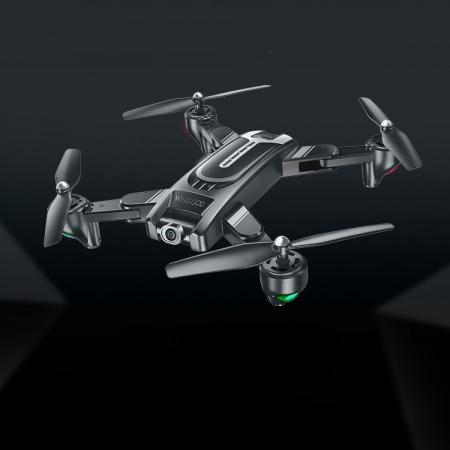 Drona Smart Visuo cu gps, Follow-Me, camera 4K cu transmisie live pe smartphone0