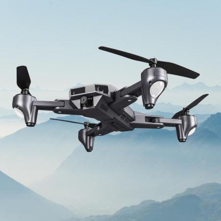 Drona Visuo XS816, Camera 4K cu transmisie pe telefon0