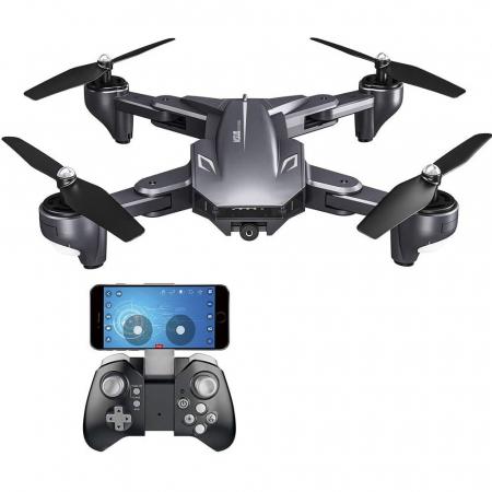 Drona Visuo XS816, Camera 4K cu transmisie pe telefon8