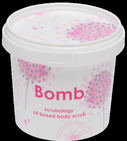 Exfoliant corp Scrubology Bomb Cosmetics3