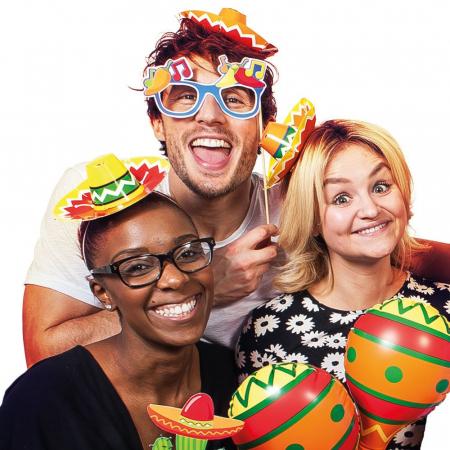 Fiesta - Kit de accesorii pentru petrecere [0]