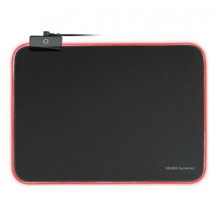 Gaming pad cu iluminare RGB LED, alimentare USB9