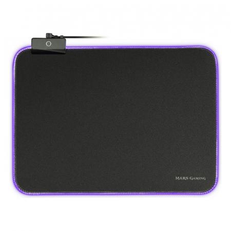 Gaming pad cu iluminare RGB LED, alimentare USB2
