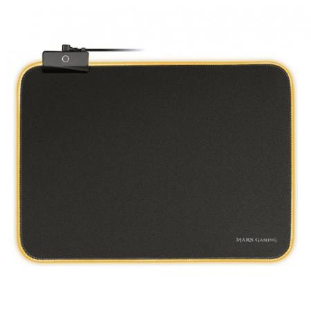 Gaming pad cu iluminare RGB LED, alimentare USB3