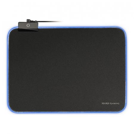 Gaming pad cu iluminare RGB LED, alimentare USB6