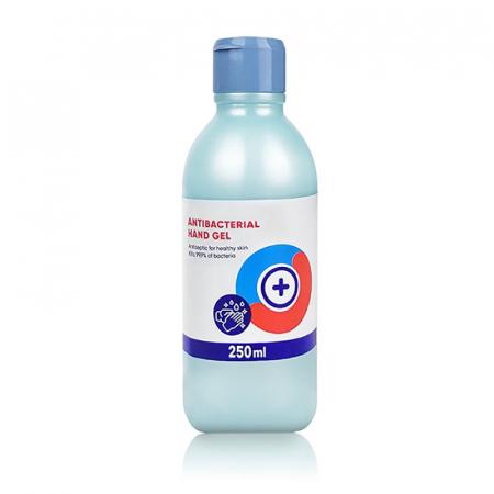 Gel antibacterian pentru dezinfectant maini, 250 ml [1]