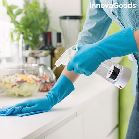 Generator dezinfectant cu pulverizator pentru suprafete3