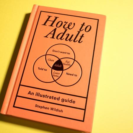 Ghid de viata ilustrat How to adult [0]