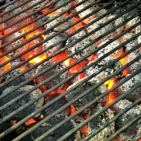 Gratar barbeque cu roti Maggiore [3]