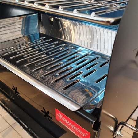 Gratar barbeque Sirio, otel inoxidabil [1]