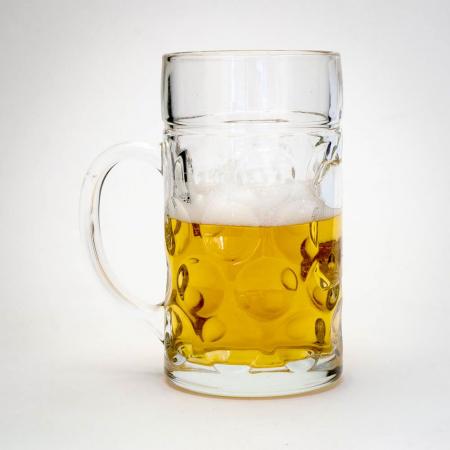 Halba de bere 1 litru, Gigantica [1]