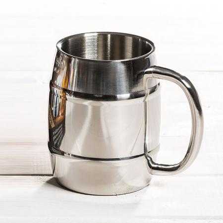 Halba de bere cu racire Iron Chiller, 400 ml2