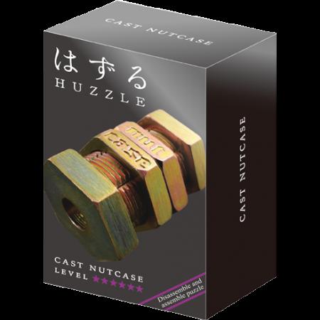 Hanayama Huzzle Cast NUTCASE0