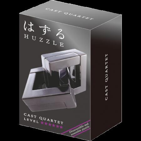 Hanayama Huzzle Cast QUARTET0