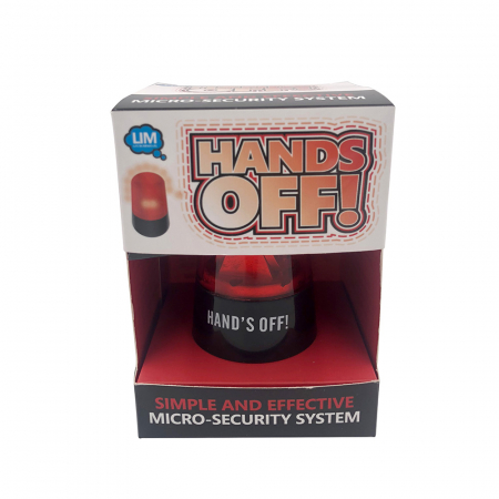 Hands Off, Micro sistem de securitate4