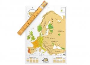 Harta razuibila Europa Mea3