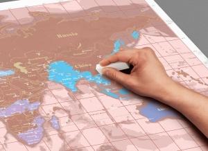 Harta razuibila Rose Gold - Originala Luckies [1]