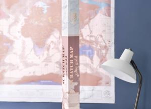 Harta razuibila Rose Gold - Originala Luckies [2]