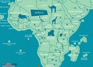 Harta Razuibila Wild - Originala Luckies4