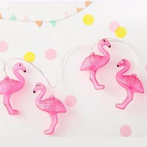 Instalatie de lumini Flamingo Roz11