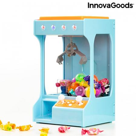 Joc copii Aparat de prins bomboane si jucarii8