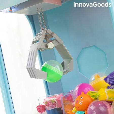 Joc copii Aparat de prins bomboane si jucarii2