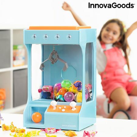 Joc copii Aparat de prins bomboane si jucarii3
