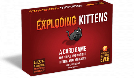 Joc de Carti Exploding Kittens4