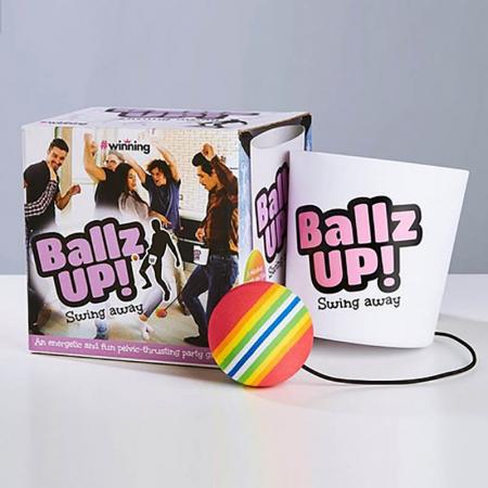 Joc de petrecere BALLZ UP!3