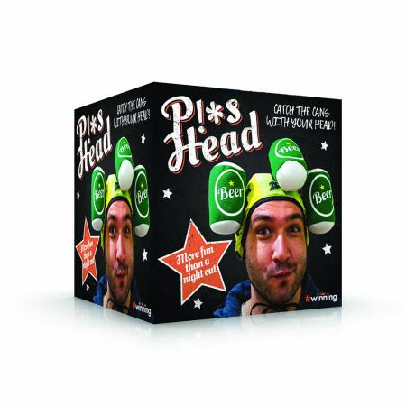 Joc de petrecere PISS HEAD4