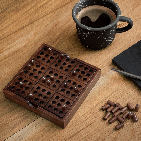 Joc din lemn Sudoku Deluxe [0]