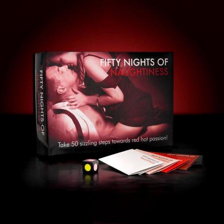 Joc erotic Fifty Nights of Naughtiness [0]