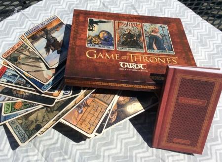 Joc Tarot Game of Thrones1