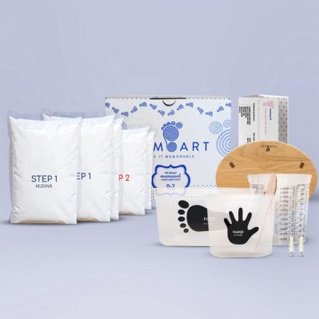 Kit amprenta bebe manuta si piciorus [10]