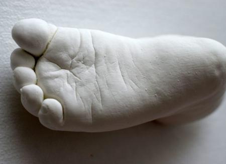 Kit amprenta bebe manuta si piciorus [7]