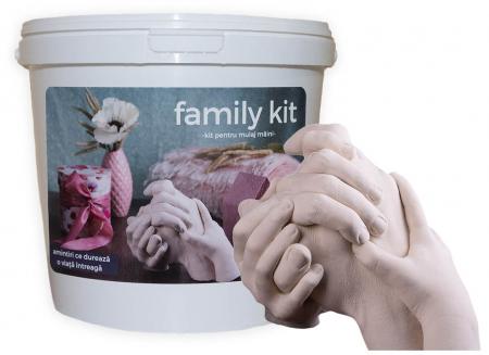 Kit mulaj 3D Familia noastra impreuna9