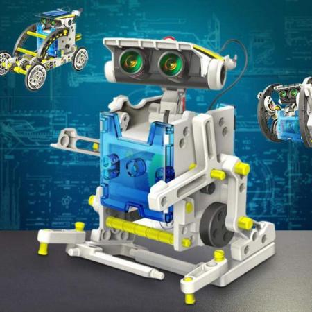 Kit Robot Solar 14 in 1 [0]
