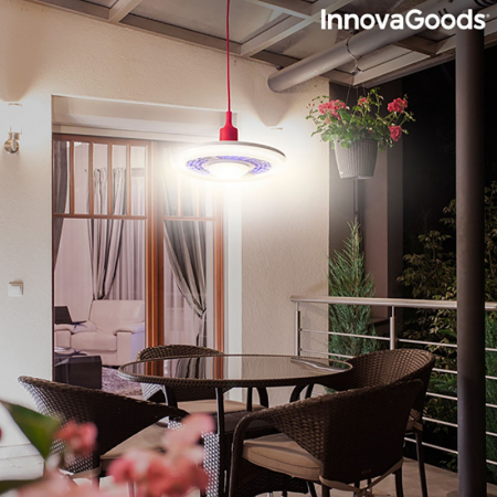 Lampa anti insecte de tavan, LED, ecologica Mosquito Boom4