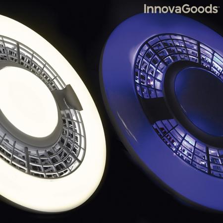 Lampa anti insecte de tavan, LED, ecologica Mosquito Boom7