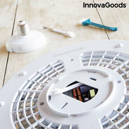 Lampa anti insecte de tavan, LED, ecologica Mosquito Boom8