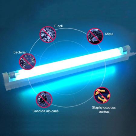 Lampa bactericida UV Ozone pentru sterilizare0