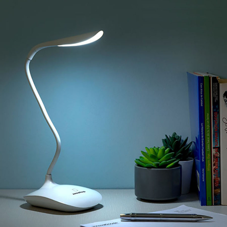 Lampa de birou portabila, cu touch control, Flexy Lummy [0]